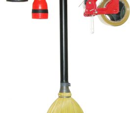 Broom and Mop Holder